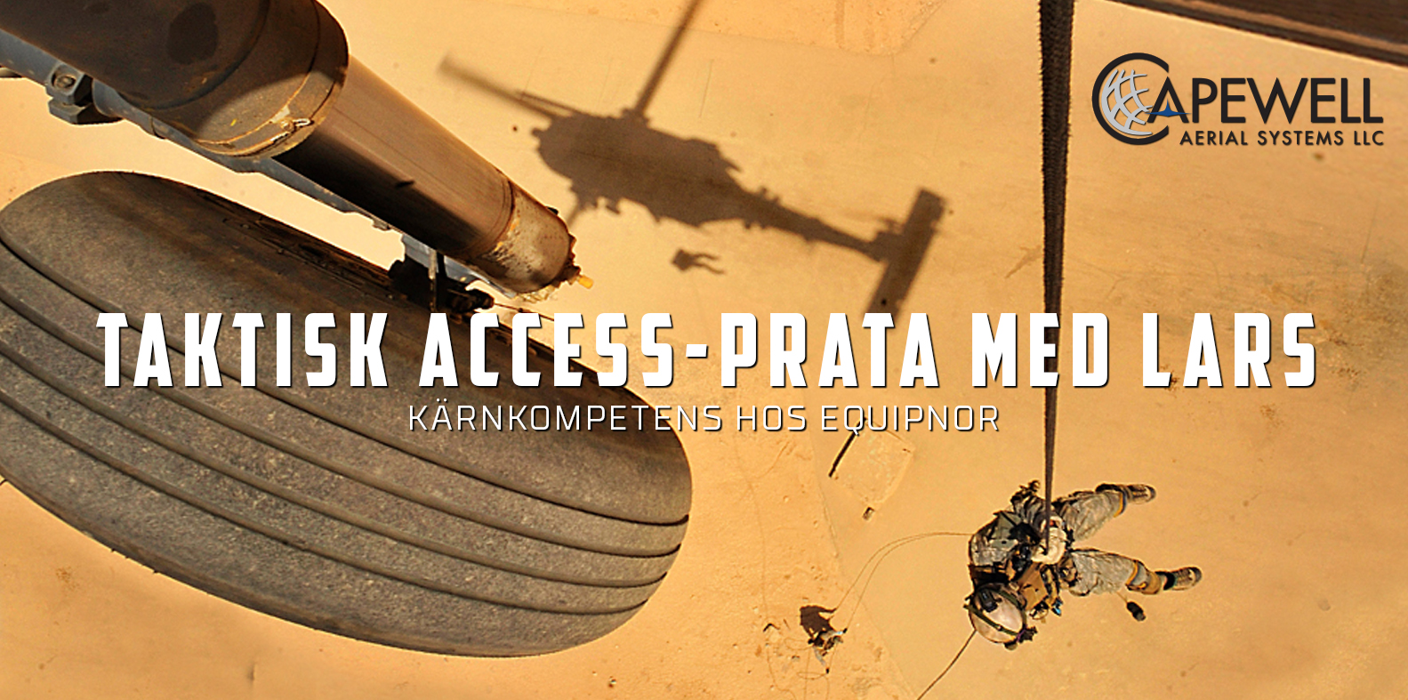 TAKTISK ACCESS_ROPE ACCESS